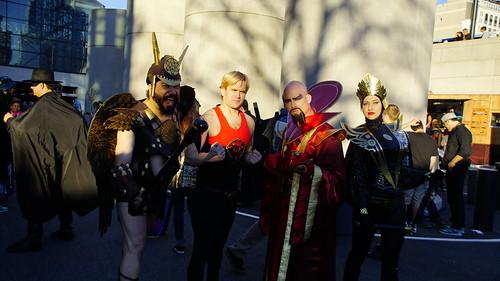 New York Comic Con/10th Anniversary *Saturday*
