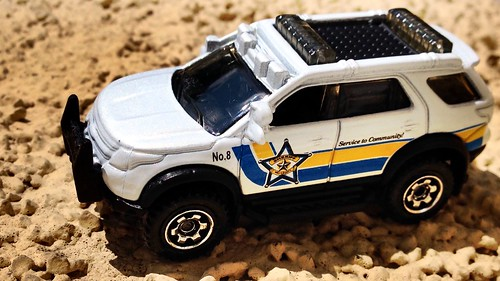 Matchbox 2015 - Ford Explorer