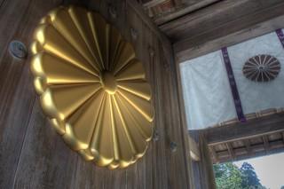 Miyazaki Jingu Shrine on OCT 25, 2015 (2)