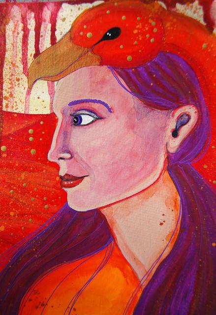 Week 45 - Phoenix Woman 2