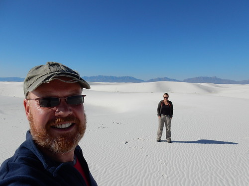 White Sands National Monument - 5