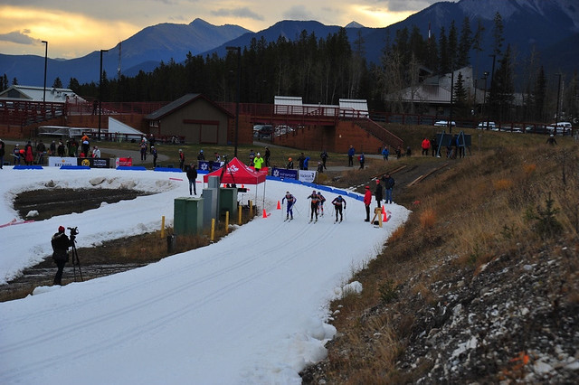 Canmore October XC race