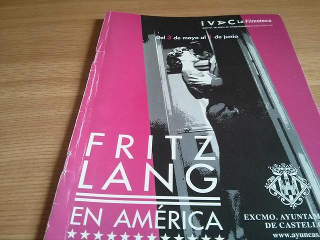 filmoteca castellon - fritz lang en america