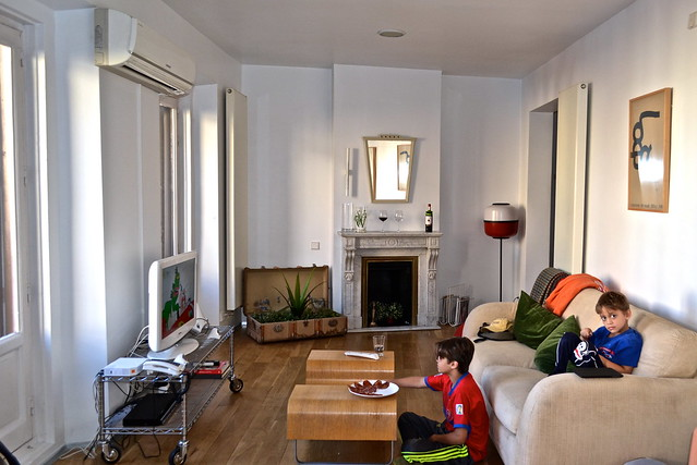 living room - Where to Stay in Madrid - Only-Apartments