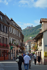 2012.09 FRANCE - ALSACE - RIBEAUVILLE.