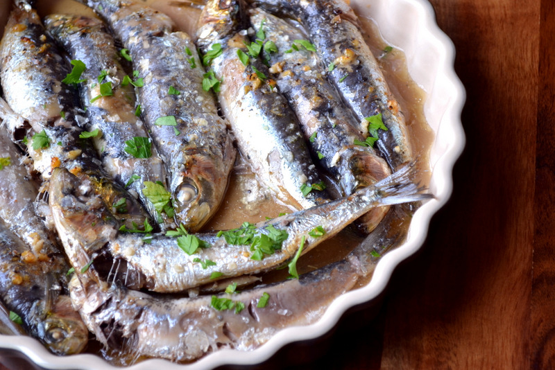 Recipes for Sardines