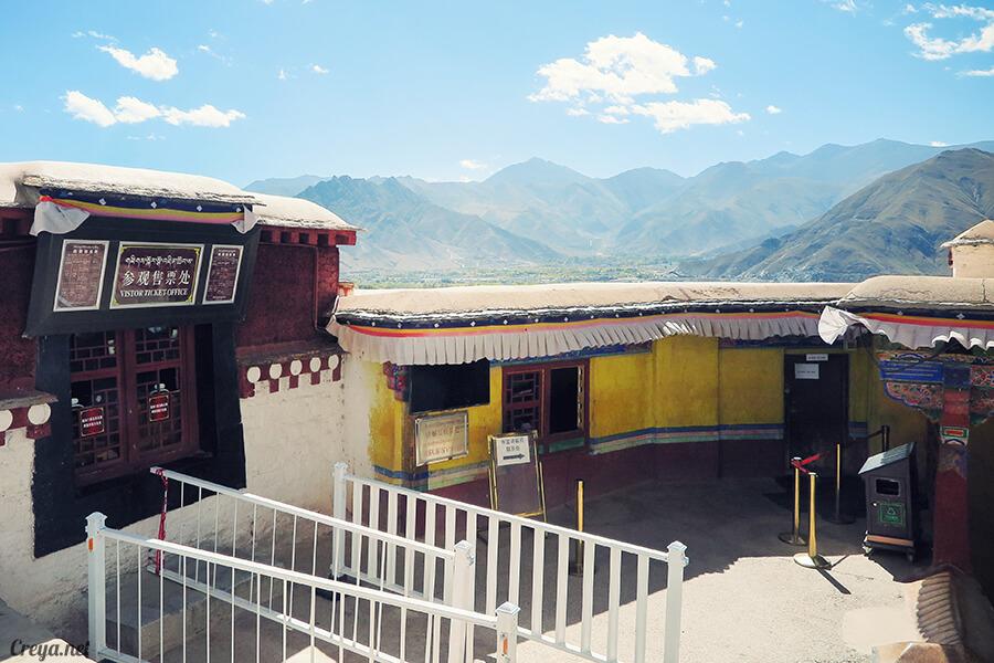 2015.12.04▐ Tibet 西藏踢北去 ▐ 藏人的精神殿堂布達拉宮,但或許不只我們高山反應沒精神…23.jpg