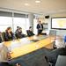 Nissan Motors VP visits CU-ICAR