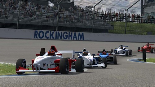 Live For Speed Rockingham
