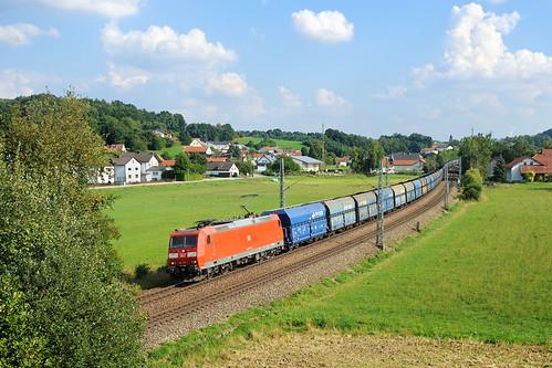 DB 185.197 | Ergoldsbach - Neufahrn (DE) 29.8.2013