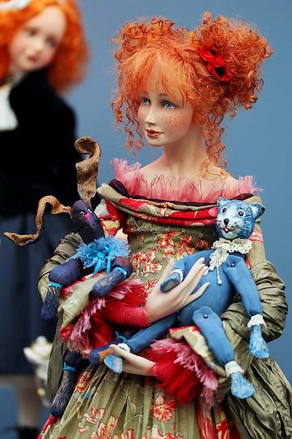 """Art  Dolls"""