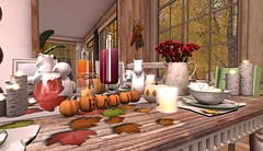 Thanksgiving 2015- Fall Tablescape