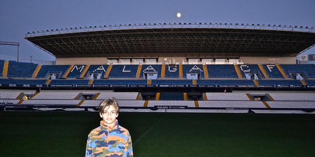 La Rosaleda Malaga FC Stadium Tour - Malaga CF