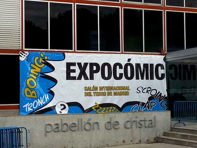 ExpoCómic Madrid 2015