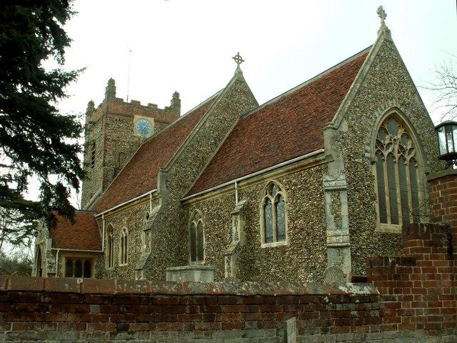 St Andrew Wormingford, Essex (C) Robert Edwards