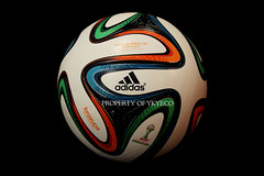 BRAZUCA FIFA CLUB WORLD CUP MOROCCO 2013 ADIDAS OFFICIAL MATCH BALL 01