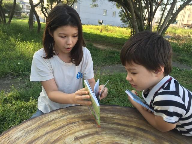 小魚媽 海馬爸親子英文閱讀