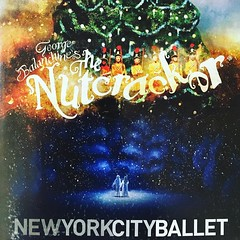 'Tis the Season, thank you @claudiazac31 #christmas #ballet #lincolncenter #mynewyork