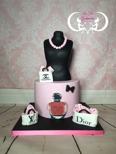Fashion Cake by Les fées gourmandes