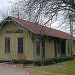 Lancaster, Texas Depot