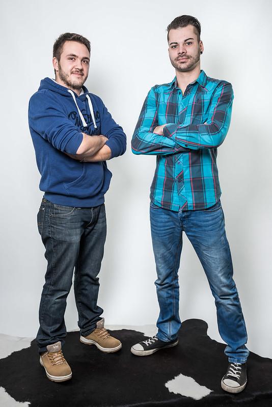 Sven und Marco