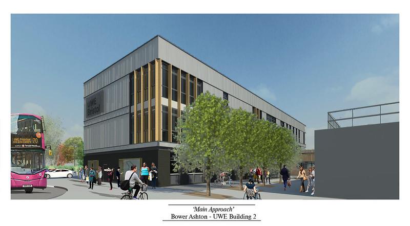Bower Ashton Campus redevelopment