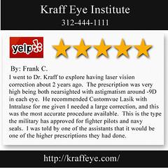 Chicago Lasik - Kraff Eye Institute (312) 444-1111