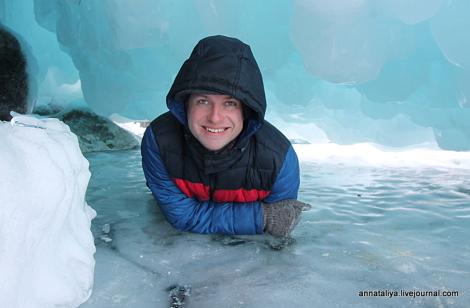 Синий лёд Байкала IMG_4196