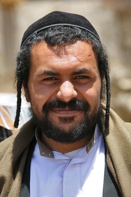 Yemeni jewish man- Yem...