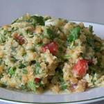 Linsen-Rauke-Salat