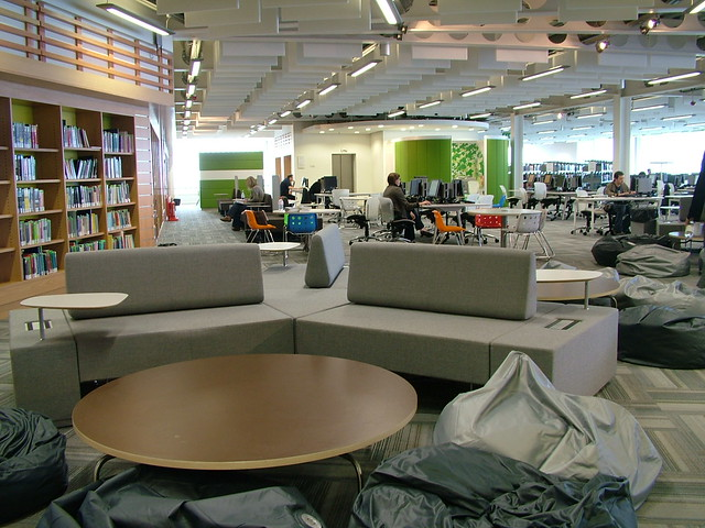 Study Areas And Power Furniture Glasgow Caledonian