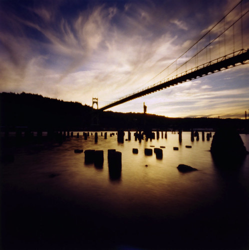 St Johns Bridge, 30 seconds