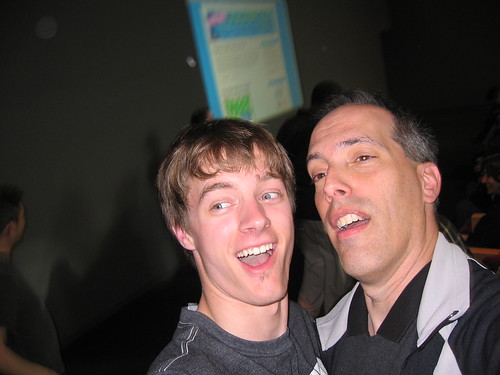 Josh and Steve