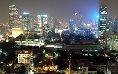 Bangkok - View from my office