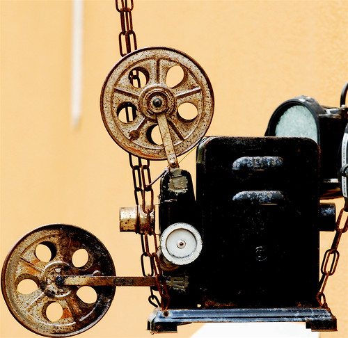 Film Projector | by pedrosimoes7