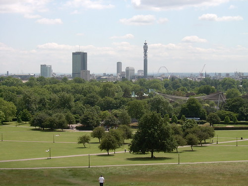 View from Primrose Hill (2)