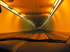 Tunnel orange