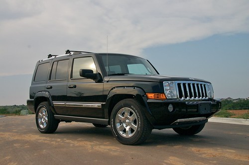 The Ride - Jeep Commander