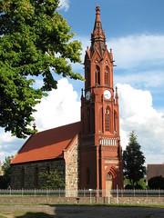 Paul-Gerhardt-Kirche zu Ragow