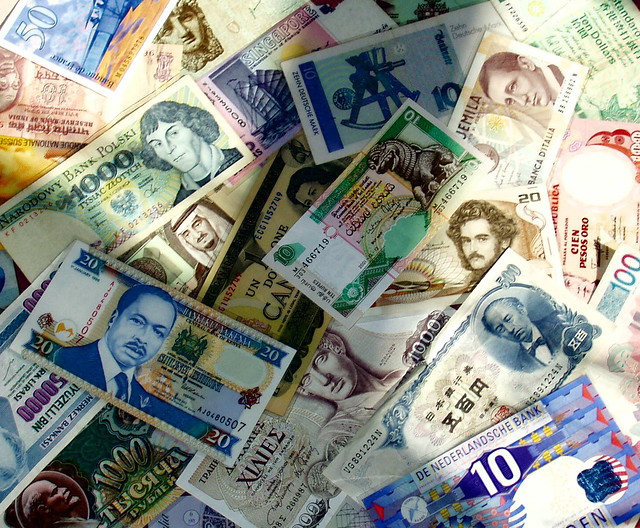 International Travel Currency Card