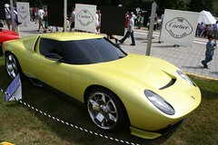 race car, automobile, lamborghini, vehicle, performance car, automotive design, lamborghini, lamborghini miura, land vehicle, sports car,