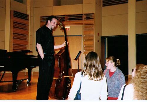 """Jason Heath in recital on the """"Amati"""""""