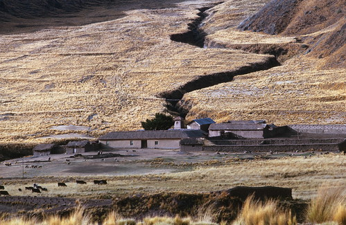 Highlands in Peru
