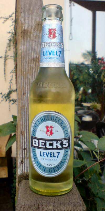 Becks Level 7