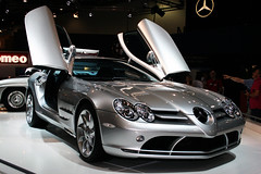 automobile, exhibition, wheel, vehicle, performance car, automotive design, mercedes-benz, auto show, mercedes-benz slr mclaren, land vehicle, supercar, sports car,