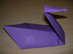 wheel(0.0), wing(0.0), art(1.0), art paper(1.0), origami(1.0), purple(1.0), violet(1.0), origami paper(1.0), craft(1.0),