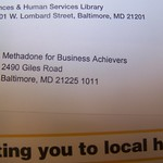 Methadone For Business Achievers!?!?!?