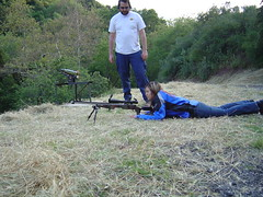 Sniping in Carpenteria