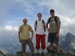 Julien, Olivier, and Marc-André