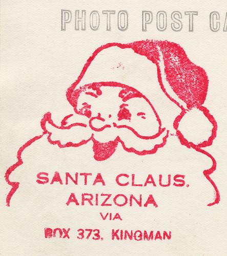 Santa Claus, Arizona